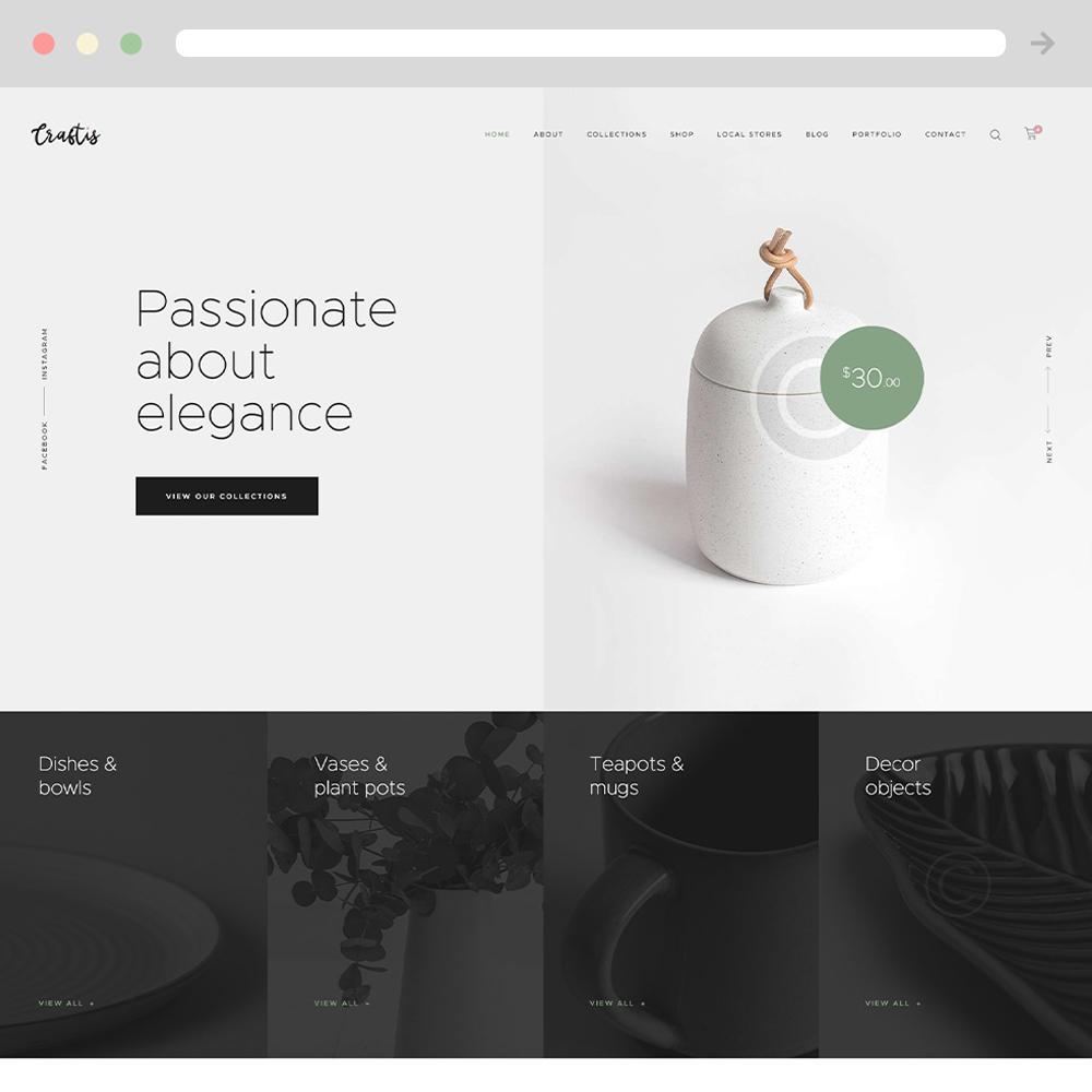 e-commerce website example 2